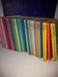 Biblioteca das Crianças /valor Refente a 34 Livros /