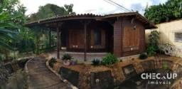 Chácara com 4 dormitórios à venda, 250 m² por r$ 679.000 - jardim da luz - goiânia/go