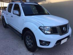 Frontier SV Attack 2.5 - 2015 4X4 CD Turbo Eletronic l Diesel l Automático - 2015