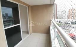 (EXR36906) Apartamento no Cocó | 115m² | 3 suítes | 3 vagas | DCE