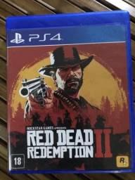 Jogo Red Dead Redemption 2, ps4