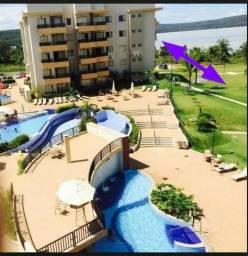 Apartamento Marinas Flat Clube Náutico Caldas Novas