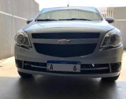 GM- Chevrolet Agile 2012 Completo - 2012