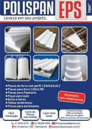 Título do anúncio: Isopor - melhor isolante térmico para você