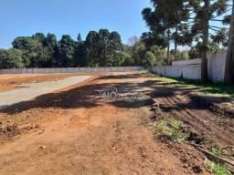 Terreno à venda, 243 m² por r$ 316.763,25 - pinheirinho - curitiba/pr