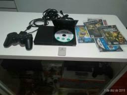 PlayStation 2 Destravad0 ENTREGO/PARCELO