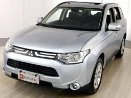 Mitsubishi OUTLANDER 3.0/ GT 3.0 V6 Aut. - Prata - 2015 - 2015