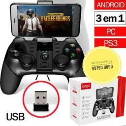 Controle Gamepad Joystick Ipega Bluetooth