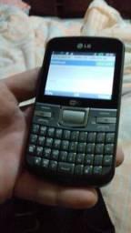 Celular LG WIFI tudo funcionando