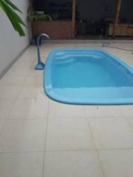 Vendo piscina usada 2.5 x 5 m