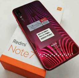 Xiaomi note 7 64 GB novo lacrado a pronta entrega