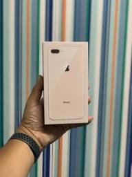 IPhone 8 Plus 64gb Dourado Lacrado c/Nf