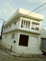 Ponto Comercial e Residência (duplex) em Gameleira