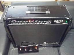 Amplificador de guitarra Randall RG 100 G3 100 watts - 2 falantes 12