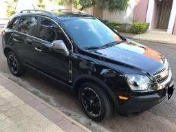 Chevrolet - Captiva preta 15/6 - 2016