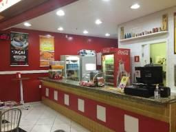 Fast-food/Pastelaria em shopping