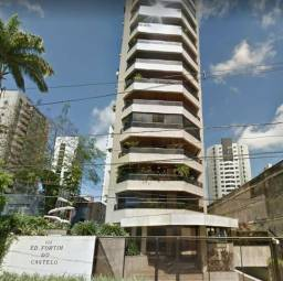 Alugue belíssimo apartamento 4 suítes em Nazaré - Ed. Fortim do Castelo