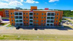 Apartamento com 2 dormitórios para alugar, 63 m² por R$ 900,00/mês - centro - Eusébio