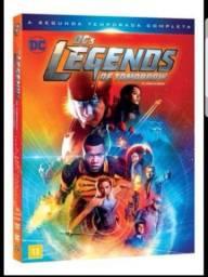 DVD Legends Of Tomorrow 2? Temporada