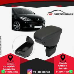 Encosto Descanso de Braço Apoio Peugeot 307 02 a 12