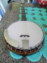 Banjo 5 cordas Cauntry Americano