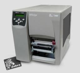Inpressora de etiqueta industrial zebra