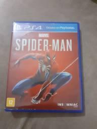 Jogo do homem aranha