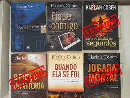 Livros Harlan Coben