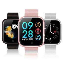 Relógio smartwatch Android,iPhone p70