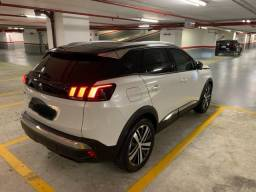 Peugeot 3008 Griffe Pack 1.6 Turbo 2019 Novíssimo