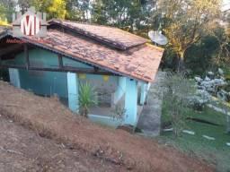 Linda chácara com escritura, 03 dormitórios à venda, 2300 m² por R$ 280.000 em Socorro/SP