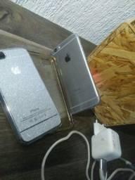 Iphone 6, celular de mulher, muito novo