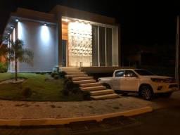 Casa a Venda Toda Mobilhada No Condomínio Mirante do Lago com 3 Suítes Plena