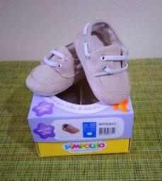 Sapato, tamanho 02