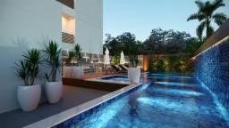 Lançamento para investir e morar kinet studio 41m² ou apto 2 quartos no centro de Joaçaba