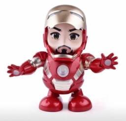 Boneco iron man