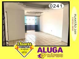 Cabo Branco, 03 quartos, DCE, suíte, R$ 1500, Aluguel, Apartamento, João Pessoa