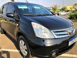 2014 - Nissan Livina 1.6 16v - Oportunidade plano financiamento partir 0,57%am