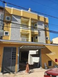 Cobertura com 3 dormitórios à venda, 75 m² por R$ 515.000 - Utinga - Santo André/SP