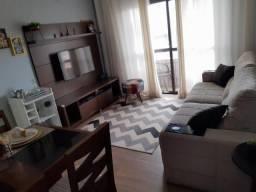 Apartamento com 2 dormitórios à venda, 64 m² por R$ 400.000,00 - Embaré - Santos/SP