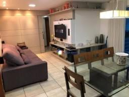 Apartamento com 3 dormitórios à venda, 106 m² por R$ 550.000 - Setor Bueno - Goiânia/GO