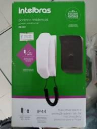 Interfone Intelbras novo na caixa