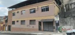 Casa com 2 dormitórios para alugar por R$ 800/mês - São Mateus - Juiz de Fora/MG