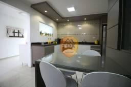 Sobrado com 3 dormitórios para alugar, 240 m² por R$ 5.500,00/mês - Cajuru - Curitiba/PR