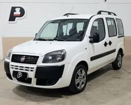 Fiat Doblo Essence 1.8 / 7 lugares / Abaixo da Fipe / 2020