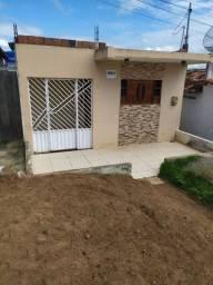 Casa com estrutura pronta pra primeiro andar