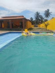 FZ098 - Casa grande na Ilha de Itaparica - 02 quartos