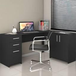 Mesa de Computador Canto Pronta Entrega