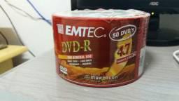 DVDs virgens