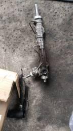 Caixa de direção hidráulica com defeito